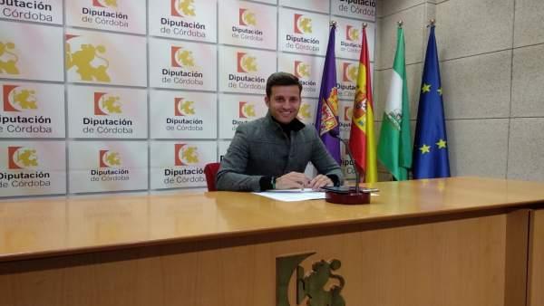 Torralbo presenta las subvenciones en materia de deportes y juventud