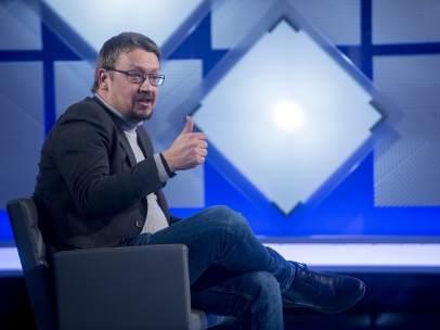 Xavier Domènech, coordinador general de Catalunya en Comú.
