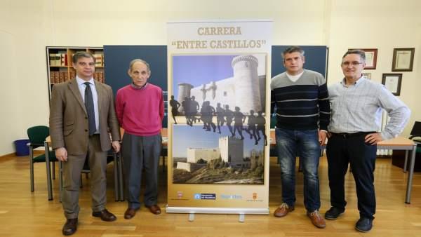 Info Dipu Presentación Carrera Entre Castillos