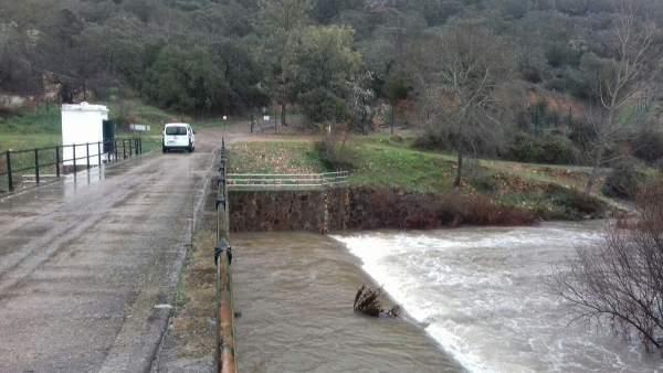 Embalse de Villar del Rey
