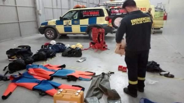 Los efectivos de emergencias se preparan para integrar el dispositivo