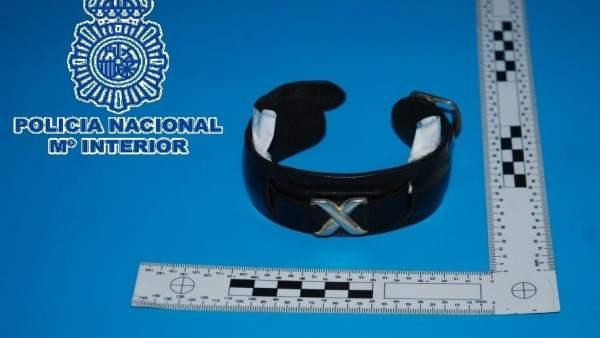 Policía Nacional Nota De Prensa (La Policía Nacional Detiene In Fraganti A Un Ho