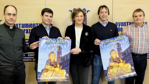 Tarazona celebrará más de 50 actos en su Semana Santa