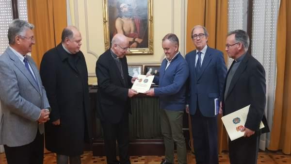 Acuerdo entre el Obispado y el Ayuntamiento de Beas.