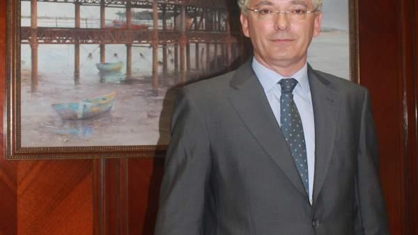 Ignacio Álvarez-Ossorio, nuevo director de la Autoridad Portuaria de Huelva.