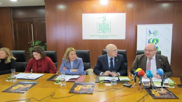 Reunión de la Sociedad de Alergología en Cáceres