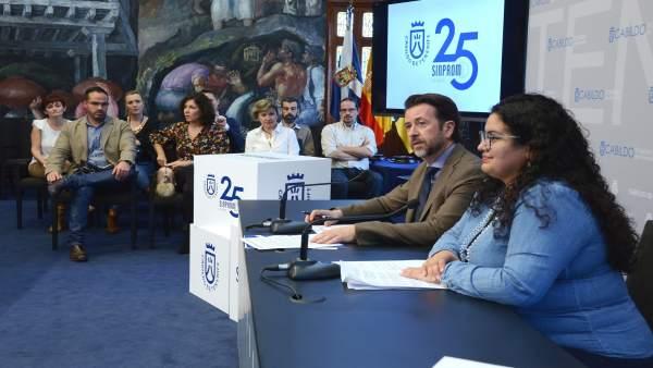 Nota De Prensa Y Fotografías: Sinpromi 25 Aniversario