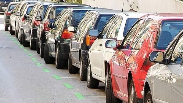 Plazas de aparcamiento