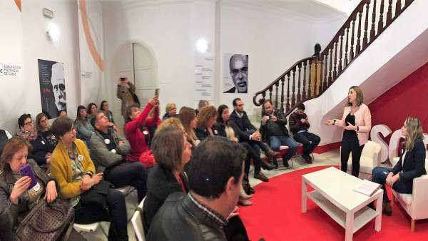 Consejo de la mujer de PSOE de Cádiz
