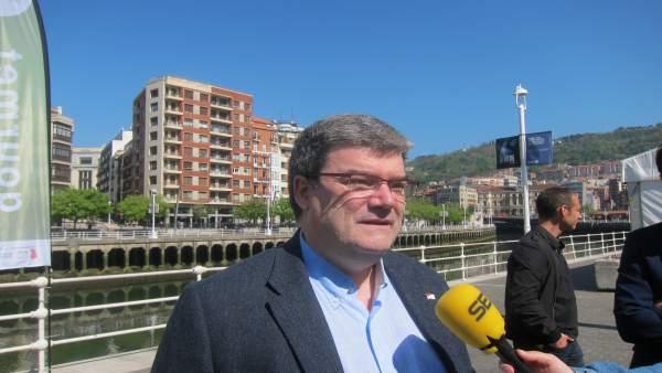Juan Mari Aburto, Alcalde De Bilbao