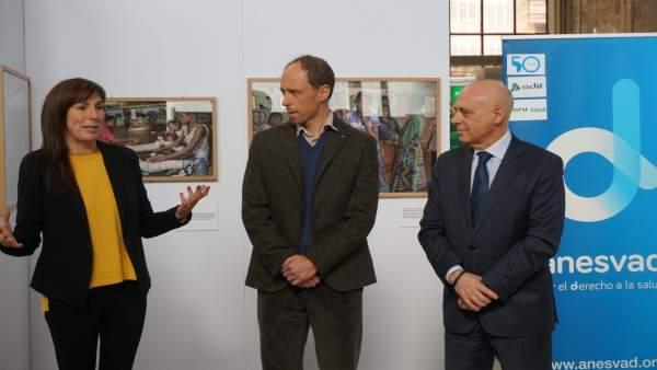 Exposición de Anesvad