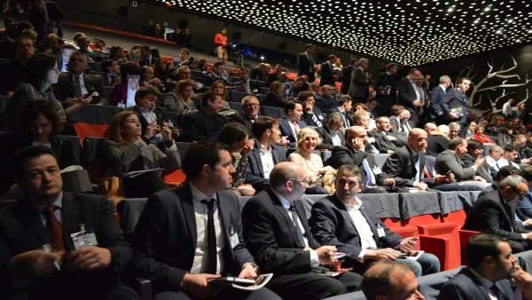Asistentes al 18 Congreso AECOC