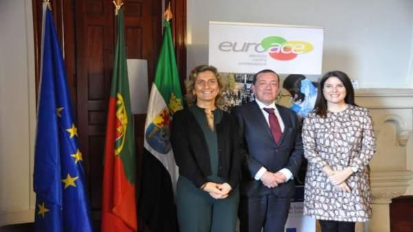 Asistentes al Consejo Ejecutivo de Euroace