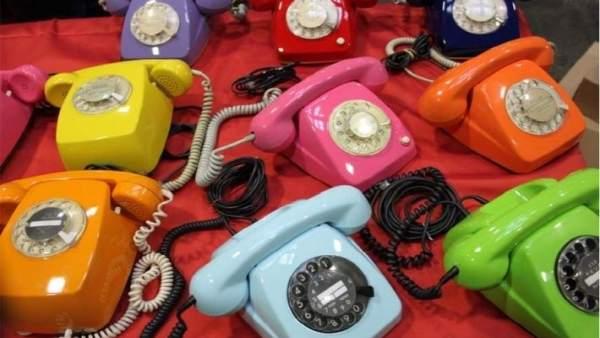 Teléfonos en Desembalaje