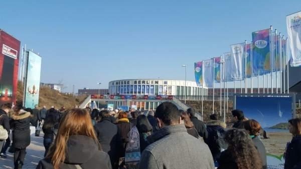 Feria ITB de Berlín
