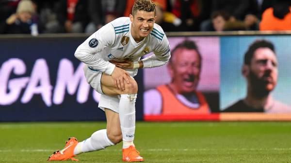 Cristiano Ronaldo, goleador