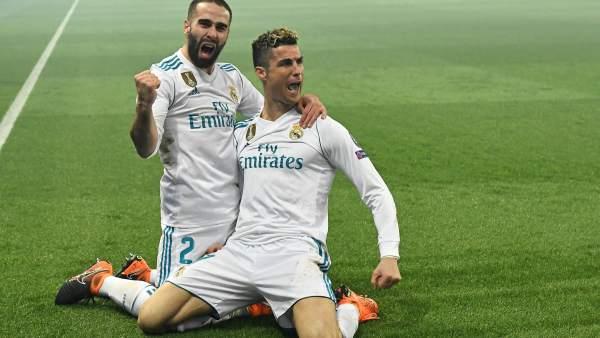 Cristiano, hombre gol