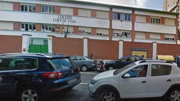 Colegio Lope de Vega, Ceuta