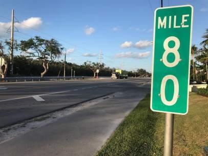 Accidente de turistas españolas en Florida