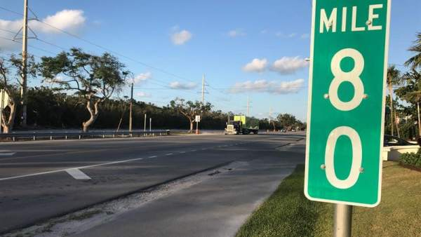 Accidente de turistas españolas en Florida