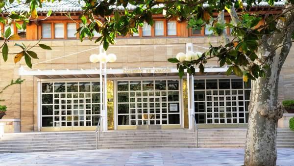 Edificio Pignatelli de Zaragoza