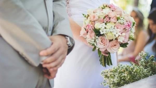 Boda, matrimonio, pareja