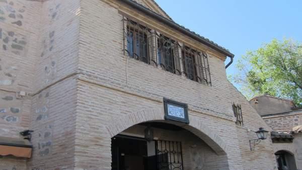 Romería del valle, ermita del valle, Toledo