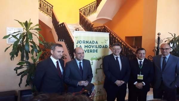 """Puig demana al Govern central """"compromisos concrets"""" i inversions per a avançar en un pacte nacional per l'aigua"""