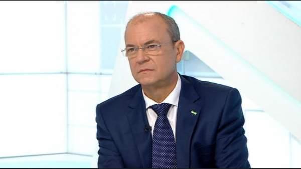 Monago es entrevistado en Canal Extremadura TV