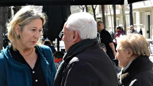 Neus Munté presenta su candidatura para las primarias del PDeCAT.