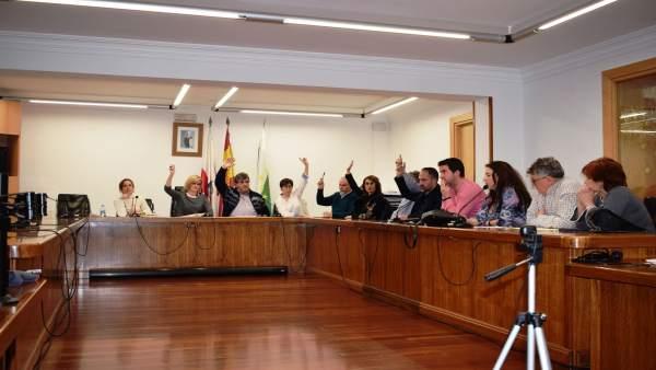Pleno Ayuntamiento Piélagos