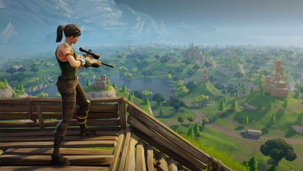 'Fortnite, battle royale'