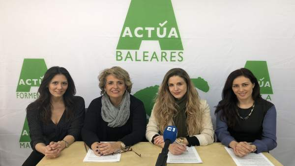 Muejres Actúa Baleares