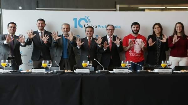 CaixaProinfancia atiende en Sevilla a 20.000 menores en situación de pobreza