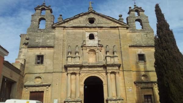 Nota Licitacion Obras Convento De Huete