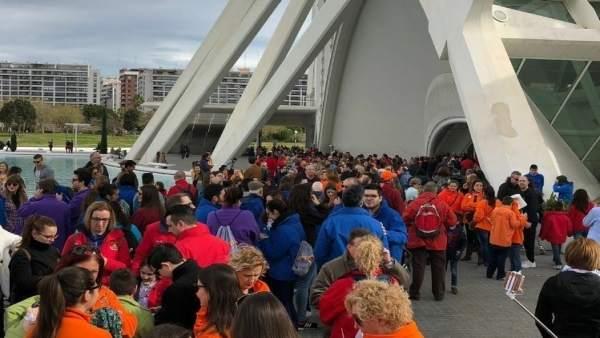 L'ExposiciódelNinotbat rècords de visitants en el Museu de les Ciències