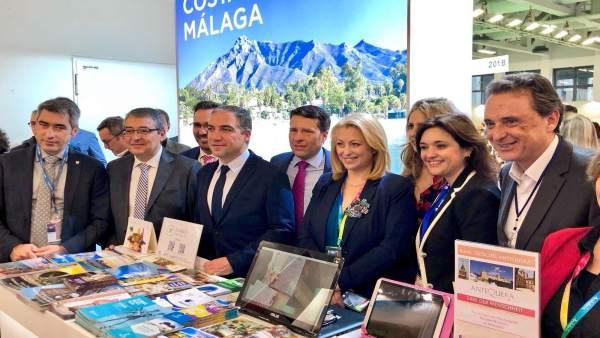 La Diputación de Málaga, en la ITB de Berlín