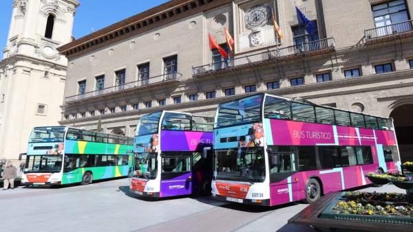 Los nuevos autobuses turísticos difunden una ciudad cultural y con ...
