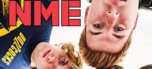 Imagen de la portada de la revista británica 'New Musical Express' (NME), publicada el 2 de marzo de 2018.