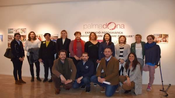 Exposición 'Piragüístas con nombre de mujer'