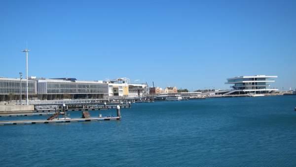 """Ribó creu que el projecte d'hotel de La Marina """"no és una aberració"""""""