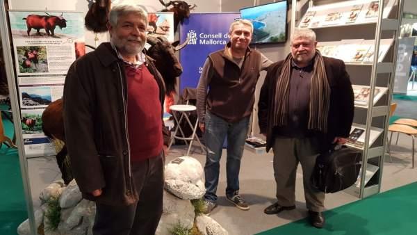 El Consell de Mallorca en la Feria Cinegética