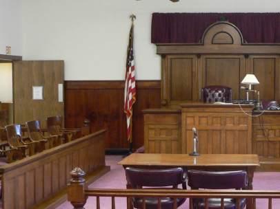 Juzgado en EE UU