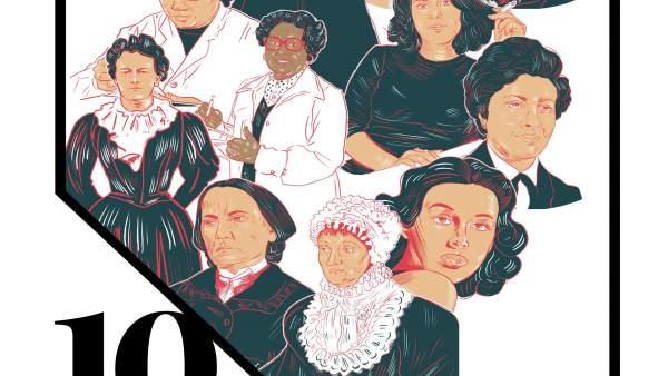 Revista publicada por la UGR con motivo del Día de la Mujer