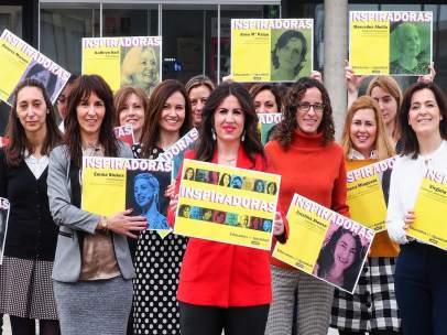 Día de la Mujer en la UEMC