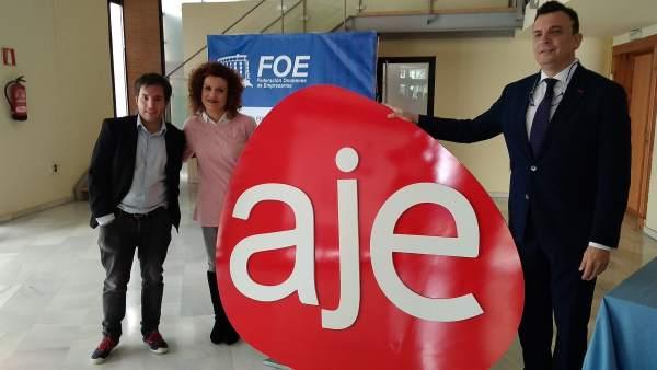 Nota Prensa: Aje Huelva Presenta Sus Premios Anuales