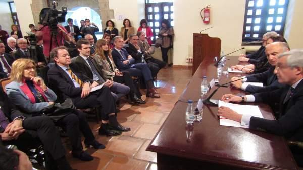 Presentación Del Secretario De Estado De Cultura