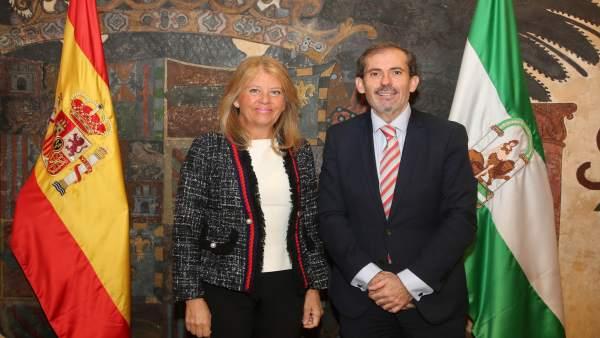 Ángeles Muñoz Y Francisco Javier Lara Peláez