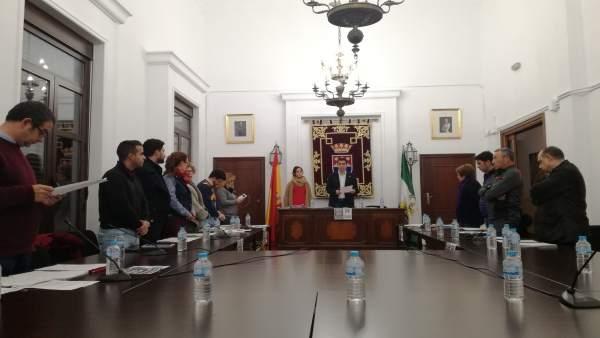 Pleno del Ayuntamiento de Barbate