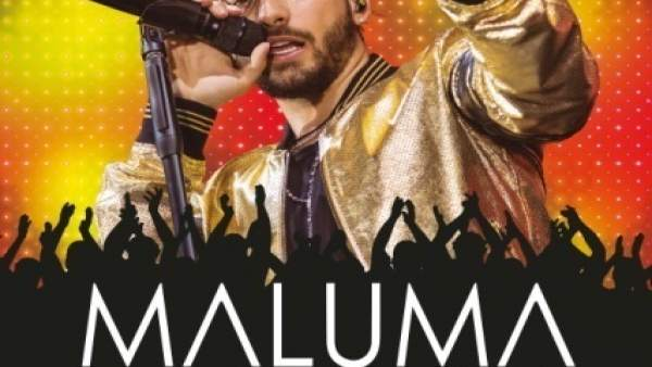 Maluma torna a València al setembre amb el seu tour 'F.A.M.E' després de passar per Miami i Nova York